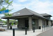 Albany Railroad Station