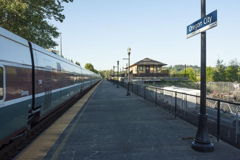 Oregon City Station