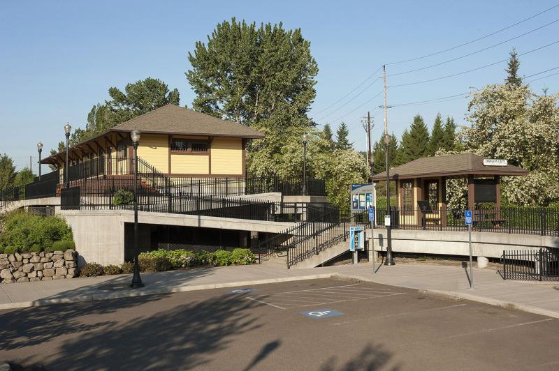 Oregon City Station