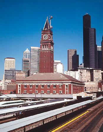 Seattle station